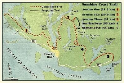 SC trail